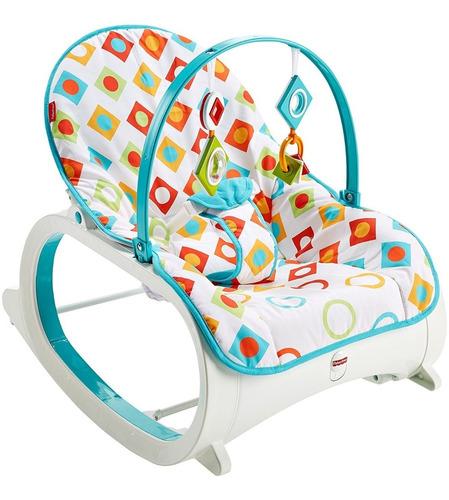 silla mecedora vibradora crece conmigo bebe fisher price dia