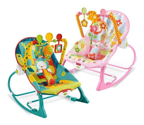 silla mecedora vibradora crece conmigo bebe fisher price niñ