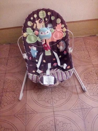 silla mecedora vibradora fisher price