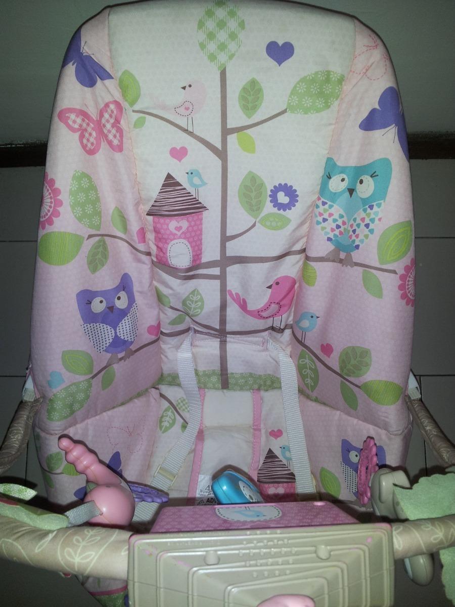 138e8d939 Silla Mecedora Y Vibradora Fisher Price - Bs. 25.000,00 en Mercado ...
