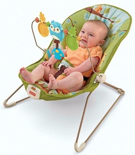 silla mecedora y vibradora fisher price nueva y sellada 12kg