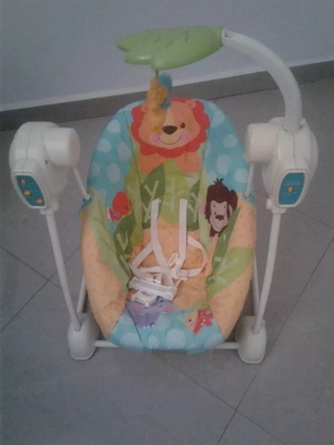 silla mecesedora vibradora fisher price