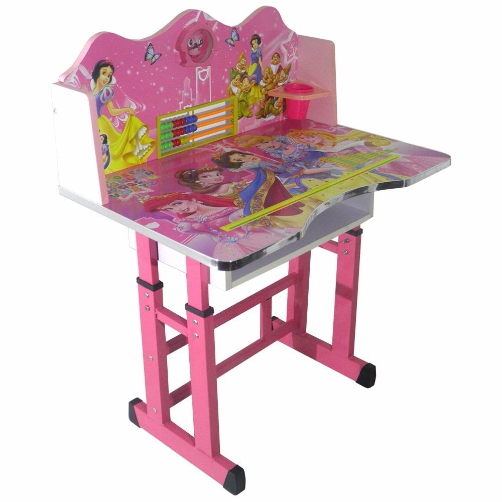 Silla mesa juego de escritorio para ni as de princesas en mercado libre - Escritorios de ninas ...