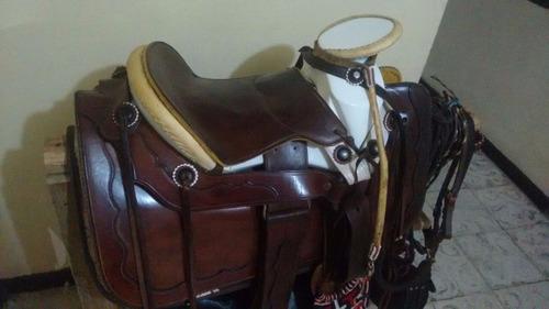 silla mexicana caballo