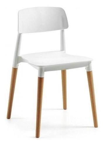 silla milan novara diseño nordico moderno madera - cuotas
