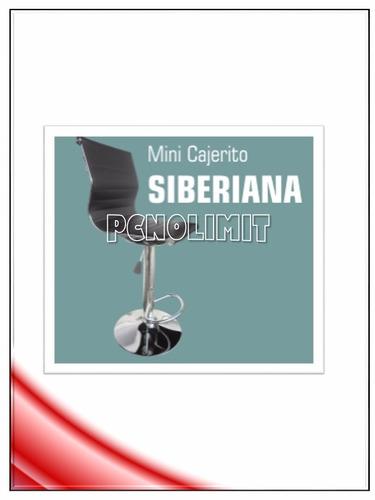 silla mini cajerito siberiana oficina barra caj pcnolimit mx