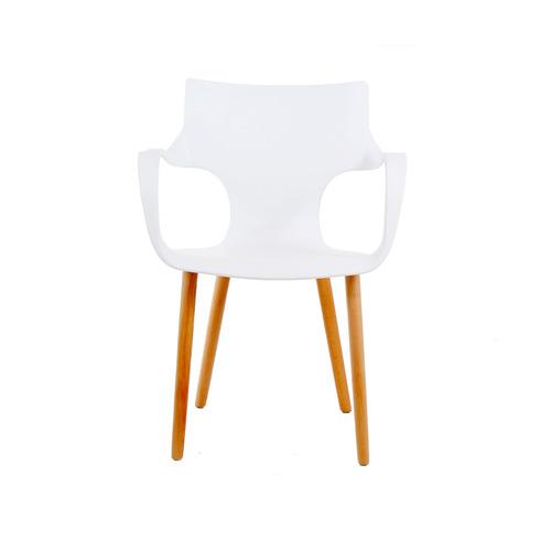 Silla minimalista para comedor cocina desayunador hamburgo for Sillas minimalistas para comedor