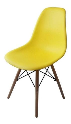 silla moderna eames de comedor  pcnolimit mx