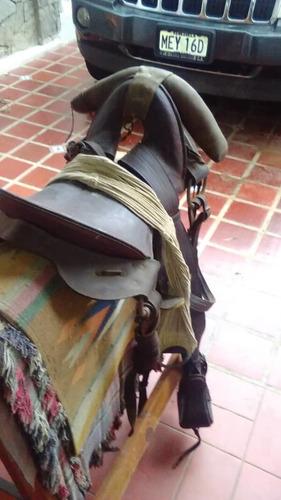 silla montura de caballo