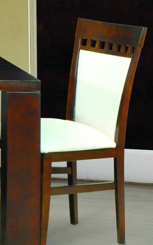 silla mosconi circus 54x54x105cm madera maciza