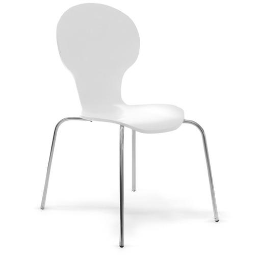 silla multiusos cuatro puntas zen - ergonómica madera