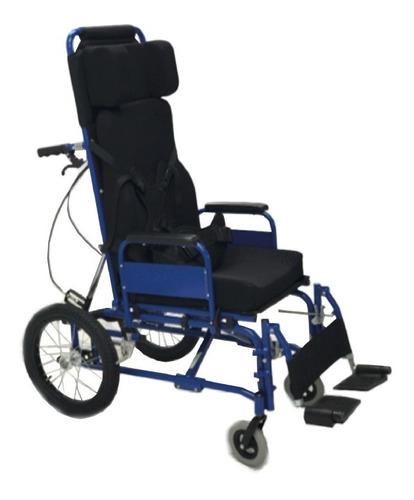 silla neurológica reclinable