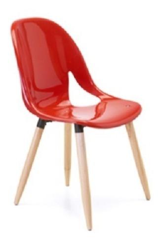 silla nina wood colores vs hogar oficina espera kromo-s