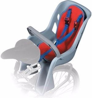Silla ni o bebe para bicicleta bell 1 en for Silla nino bicicleta