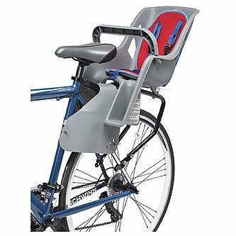 Silla ni o bebe para bicicleta bell 1 en - Sillas para bicicletas para ninos ...