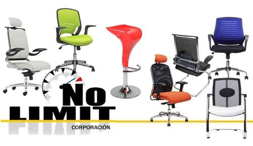 silla novo padua malla s/b visitante oficina pcnolimit mx