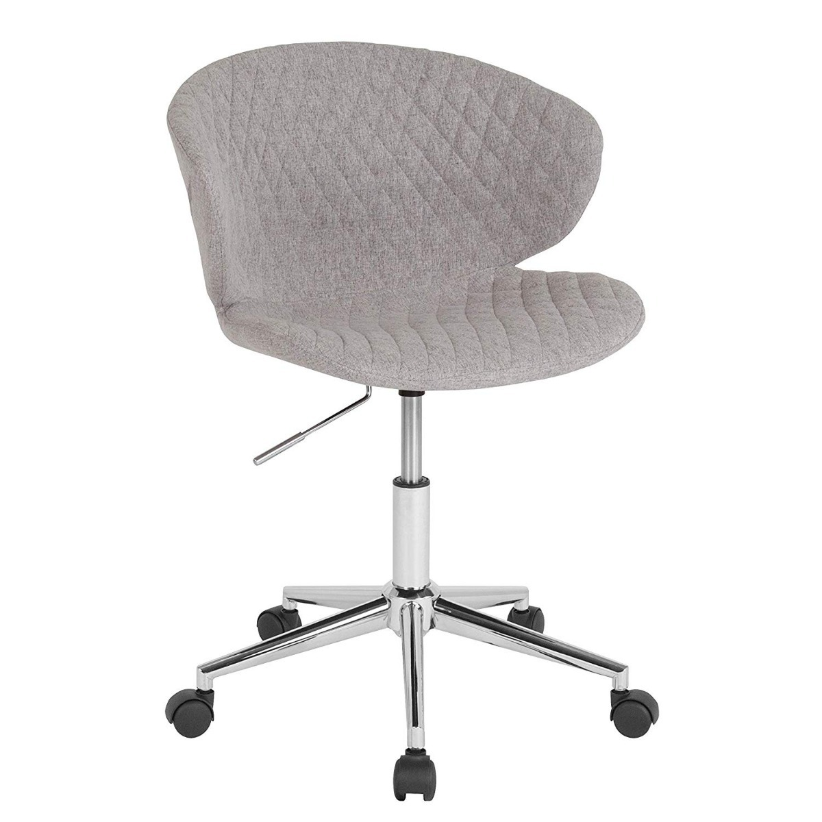 And Office Cambridge Mid Oficina Upholstered Silla Back Home tsQdhCr