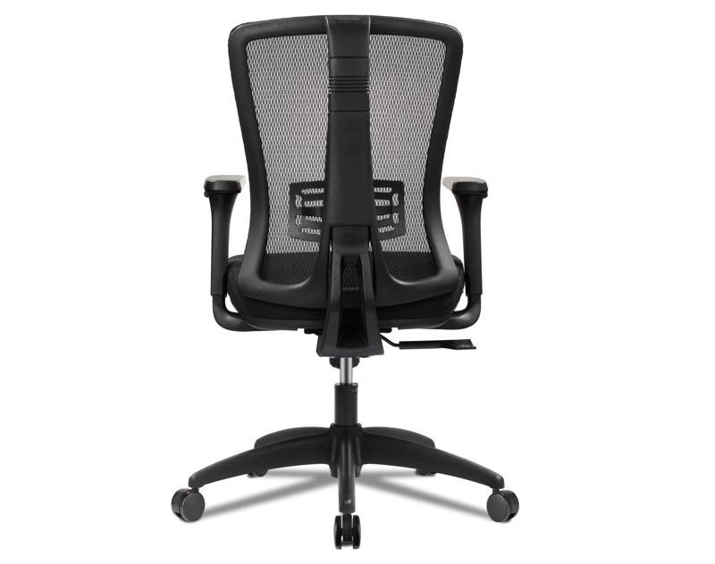 Silla oficina ejecutiva ergonomica de malla ajustable for Sillas ergonomicas para oficina precio