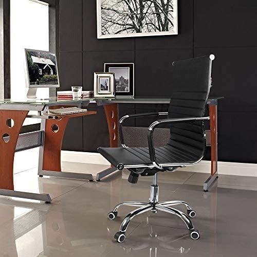 silla oficina ejecutiva escritorio ergonomica con cabecera