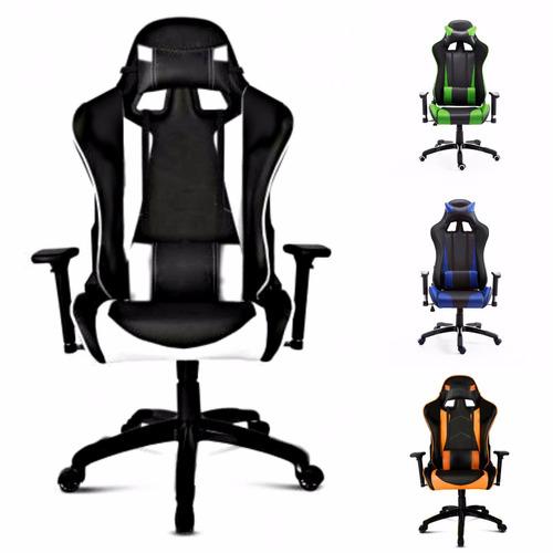 silla oficina ejecutiva escritorio ergonomica gamer juegos