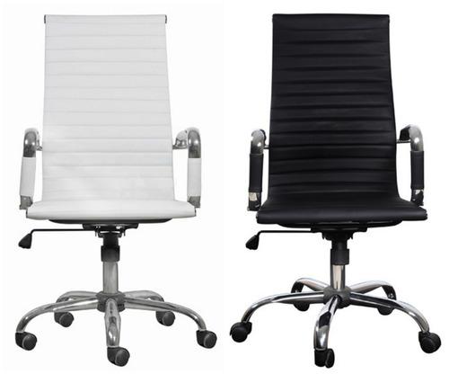 silla oficina ejecutiva escritorio ergonómica linea económic