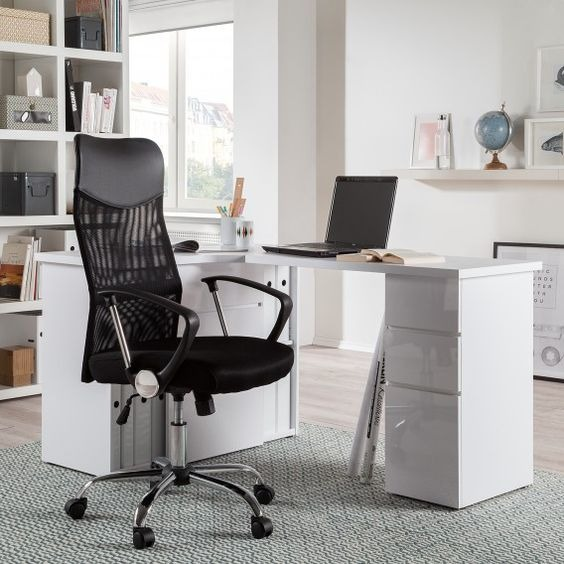 Silla oficina ejecutiva escritorio ergonomica no imitaci n for Silla escritorio ergonomica