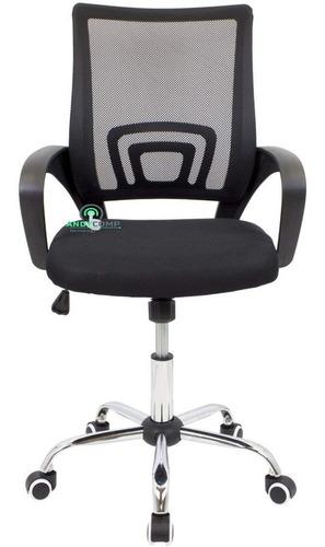 silla oficina ejecutiva secretaria giratoria ergonómica