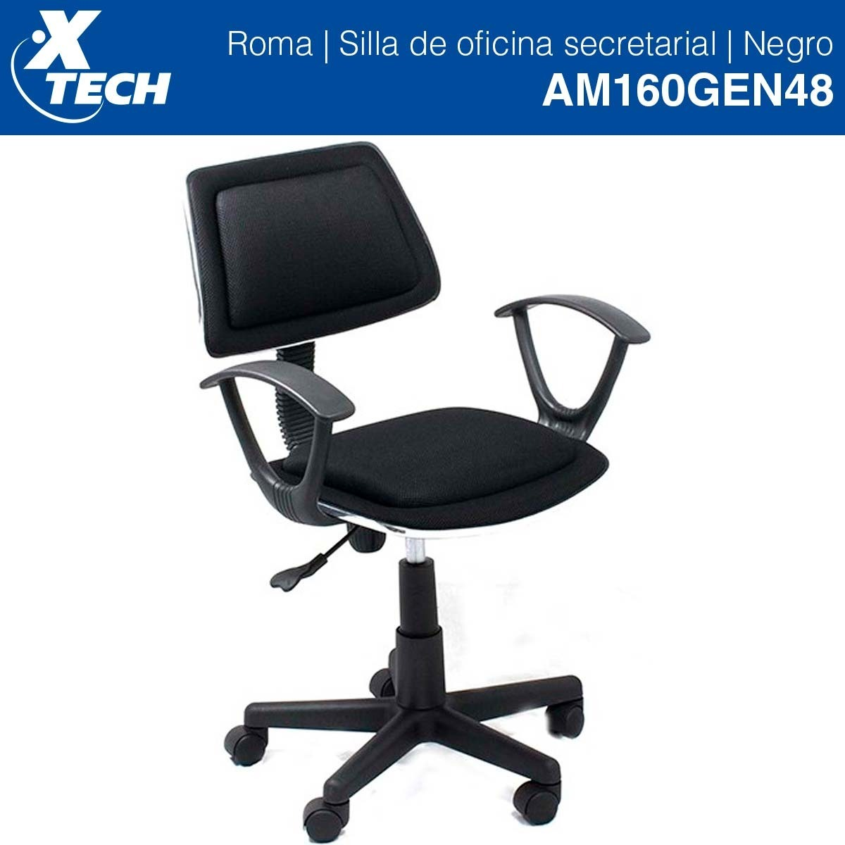Silla Xtech Descansabrazos Economica Gen48 Pqsuzvmg Oficina Ejecutiva WI9YH2ED