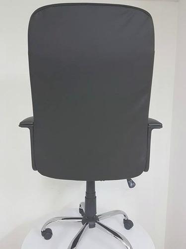silla oficina ejecutivo gerente giratoria ergonomica