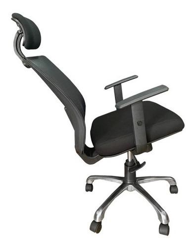 silla oficina escritorio ultra ergonómica reclinable lumbar
