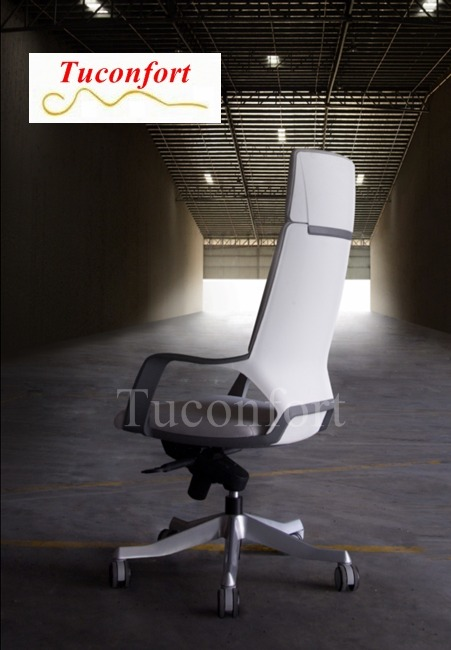 Silla oficina estudio comercio hogar reclinable 8 for Silla oficina reclinable