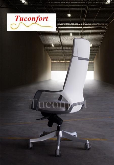 Silla oficina estudio comercio hogar reclinable 8 for Silla oficina reclinable