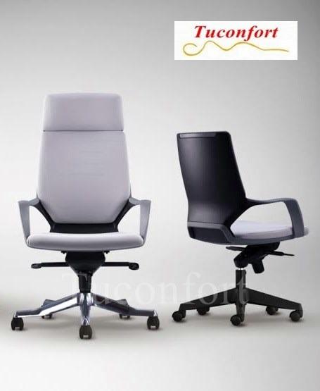 Silla oficina estudio comercio hogar reclinable 8 - Silla oficina reclinable ...