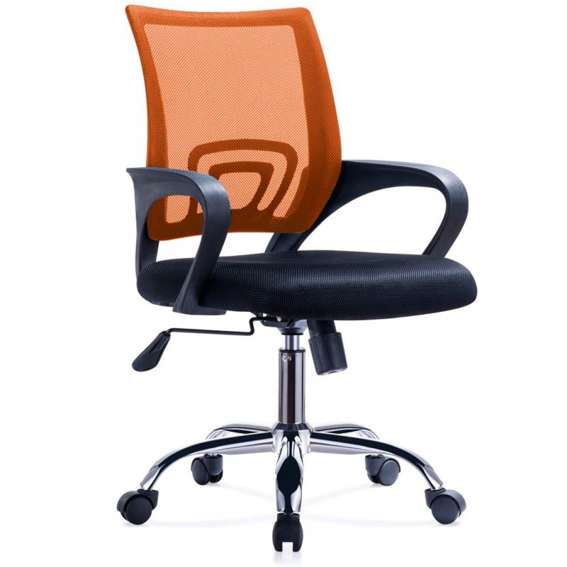Silla oficina pc mesh posabrazos varios colores acero 12 s for Sillas comodas para pc