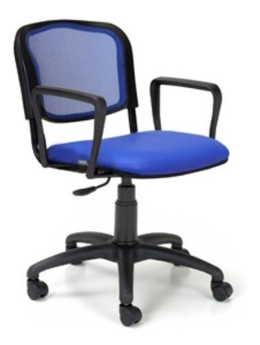 silla oficina recepción ap 60 red giratoria kromo-s color vs