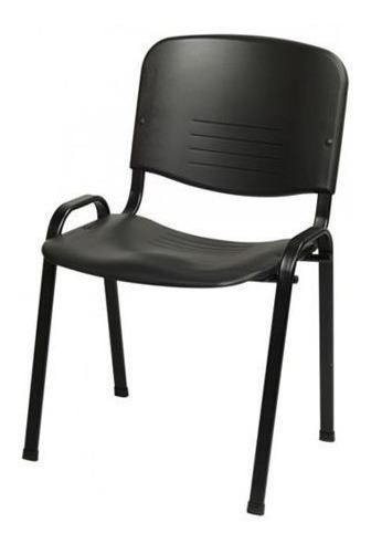 silla op40 oficina recepción apilables kromo-s colores vs