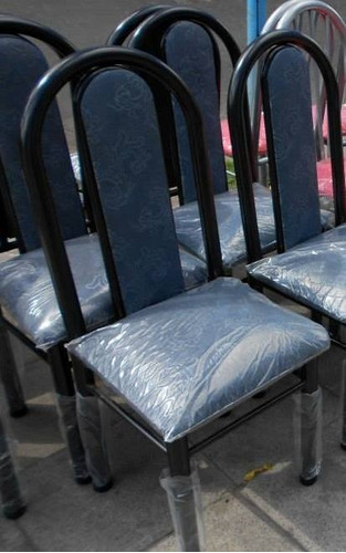 silla palmeta salon caño reforzada