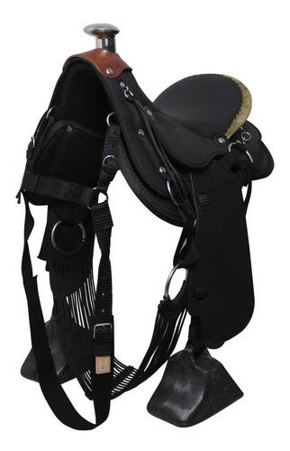 silla pantanera impermeable para vaquería mesacé negra