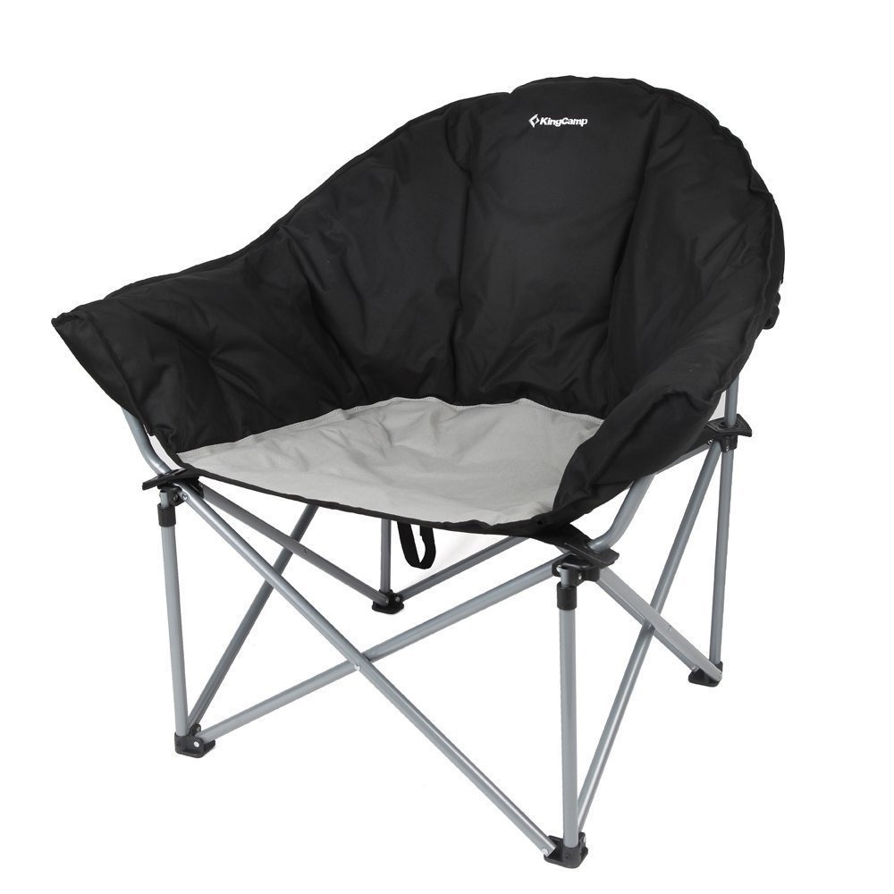Sofa Saucer Kingcamp Para Chair Acampar Camping Silla Moon kiuPXOZT