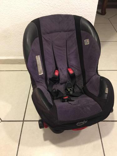 silla para auto