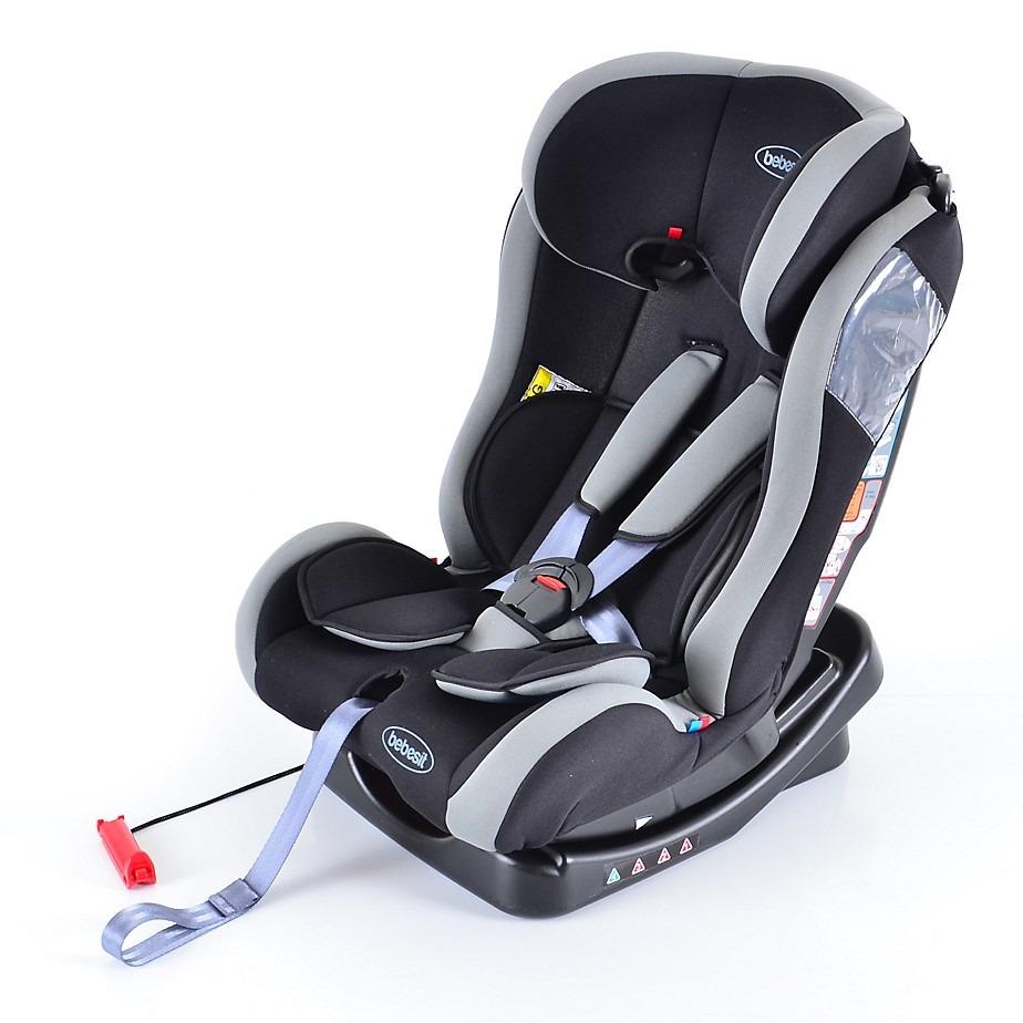 Silla para auto beb s y ni os orbit bebesit gris 324 for Sillas para auto para ninos