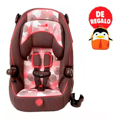 silla para auto booster summit safety + regalo