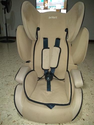 silla para auto,de nene hasta 8 años, impecable