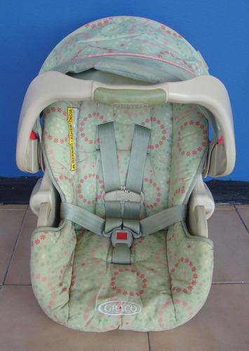 silla para automóvil porta bebe graco
