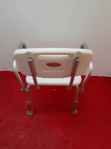 silla para bañarse ortopédico