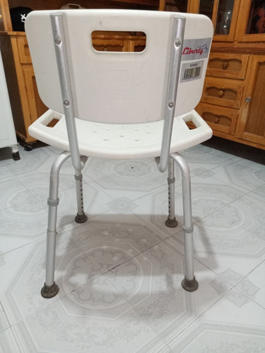 silla para baño  ortopedica