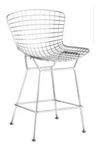 silla para bar modelo wire