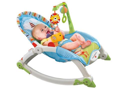 silla para bebe mecedora  multifuncion rocket evolutiva