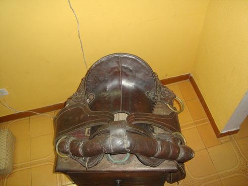silla para caballo usada