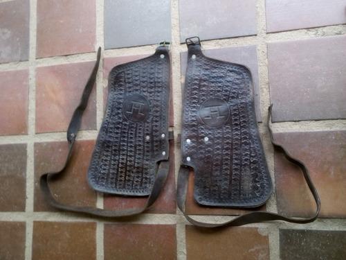silla para caballos usada